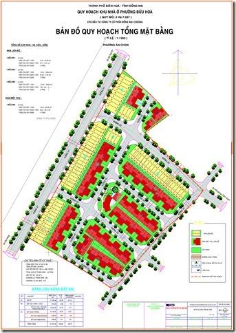 Chào bán đất nền dự án Khu nhà ở phường Bửu Hòa